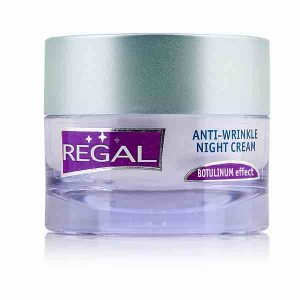 Anti-Wrinkle Night Cream Regal