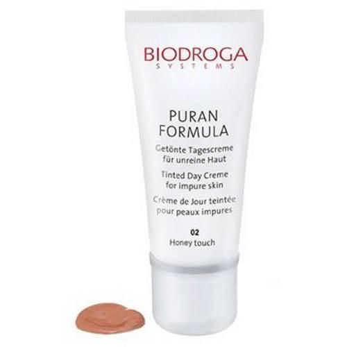 Biodroga Tinted Day Cream-Honey Touch x50ml