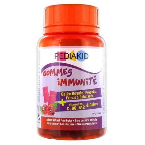 Gommes Immunite x60cubs