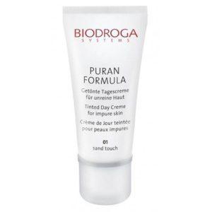 Biodroga Puran Day Cream-Sand Touch x50ml