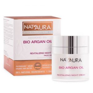 Revitalizing Night Cream NAT'AURA 45+ x50ml