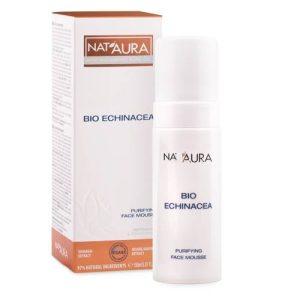 "Biofresh - ""NAT'AURA"" Face Cleansing Foam x150ml."