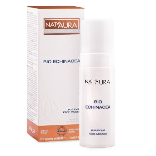 "Biofresh - ""NAT'AURA"" Face Cleansing Foam x150ml."