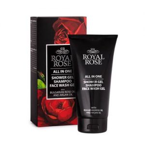 Biofresh - Men's Shower Gel & Shampoo & Face Wash Gel x150ml
