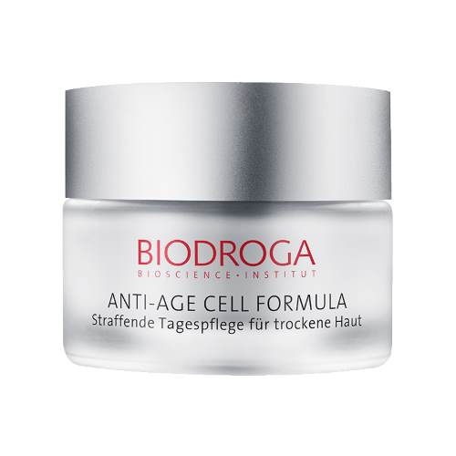 BIODROGA ANTI-AGE CELL Moisturiser For Dry Skin - Day x50ml