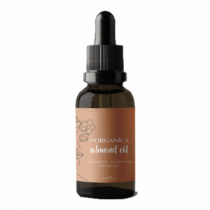 ALMOND OIL - FOR SHINY SKIN AND FAST HAIR GROWTH
