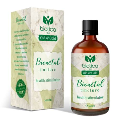 Bioactal-For Strenghtning The Body 100ml.