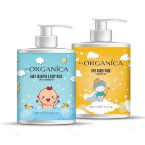 Baby Package - Shampoo & Liquid Soap