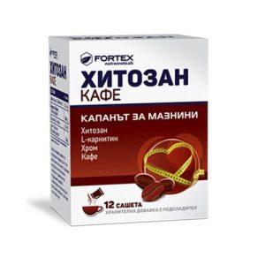 Fortex - Chitosan Coffee x12
