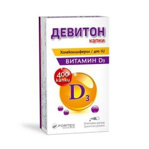 Fortex - DEVITON drops x20ml