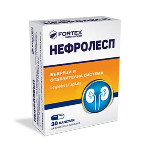 Fortex - Nephrolesp x30capsules