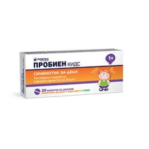 Fortex - Breakthrough Kids chewable tablets x20tabs