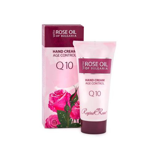 Biofresh - Hand Cream With Q10 And Rose Oil x50ml