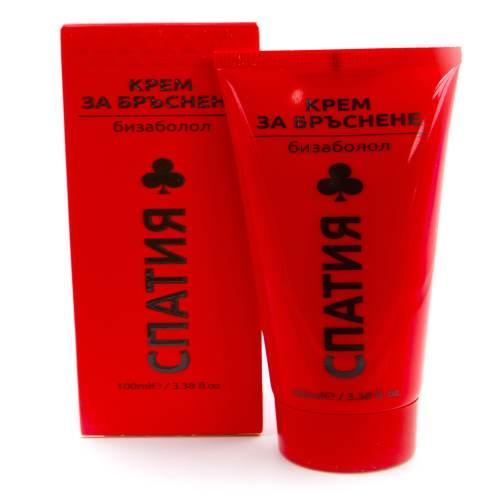 "Biofresh - Shaving Cream ""SPATIA"" Bisabolol x100ml"