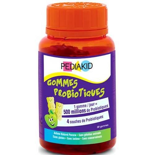 Probiotic Chewing Bears x60 pcs