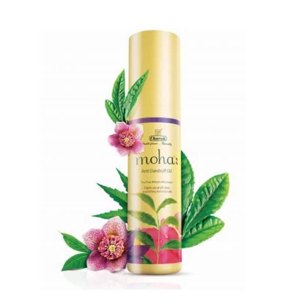 Hair oil against dandruff MOHA x100ml