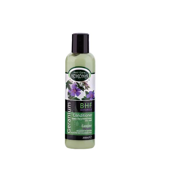 Geranium - for hair prone to oiliness x200ml