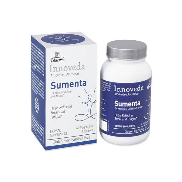 Sumenta relieve stress, anxiety and mood swings x60caps