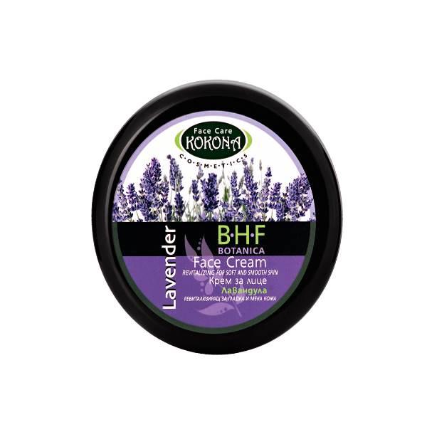 Lavender face cream revitalizing x150ml