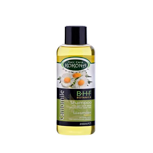 Chamomile Shampoo for dry hair x200ml