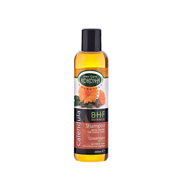 Marigold shampoo for more volume x200ml