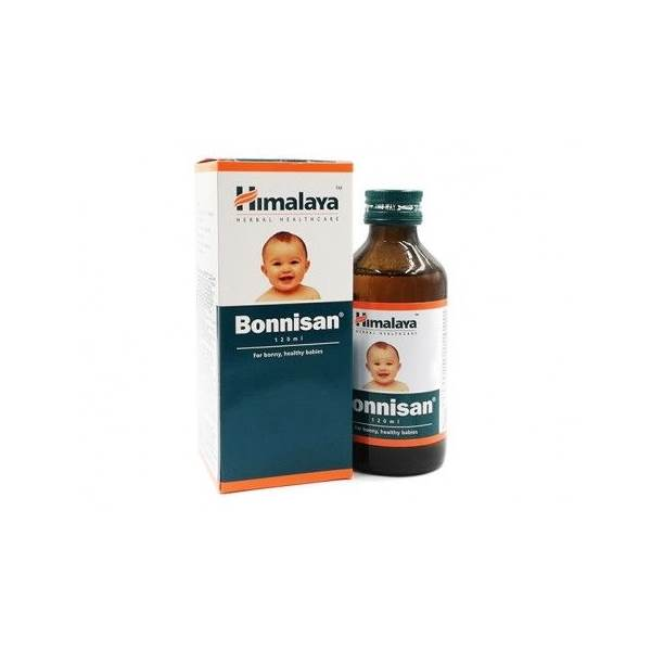 Bonisan Syrup for good digestion in newborns and babies x120ml