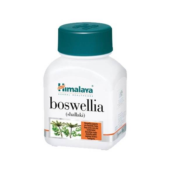 Boswellia The key to healthy joints x60caps