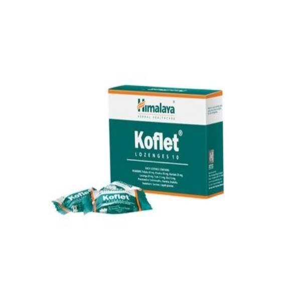 Cofflet - When coughing x10