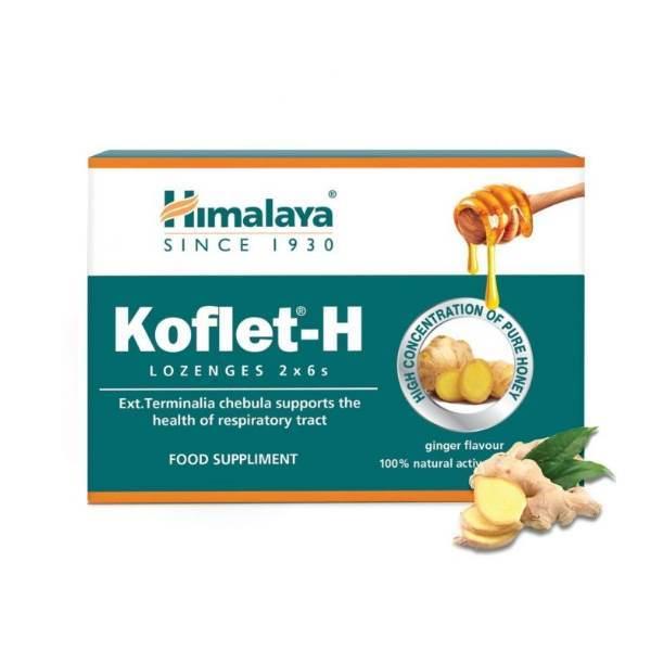 COFFLET Bee honey for a healthy throat x12