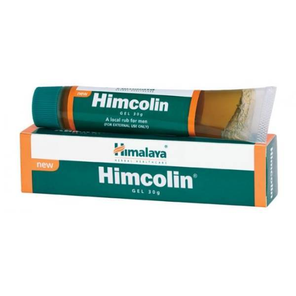 Himcolin gel For good potency x30g