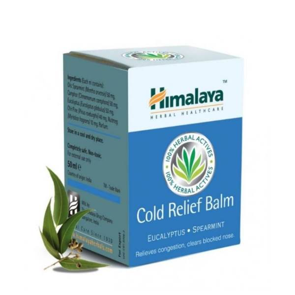 Balsam Cold For colds