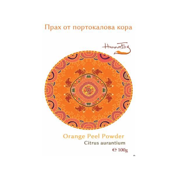 Orange peel powder x100g