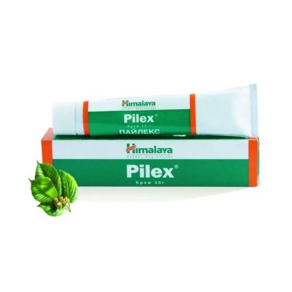 Pilex cream For varicose veins and hemorrhoids x30g