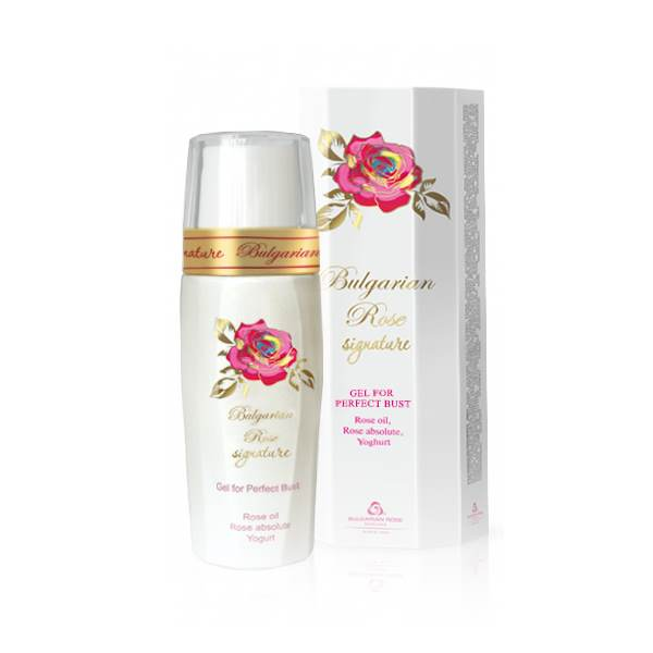 BULGARIAN ROSE SIGNATURE GEL FOR PERFECT BUST x90 ML