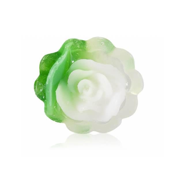GLYCERINE SOAP ROSE FANTASY - 20G - WHITE