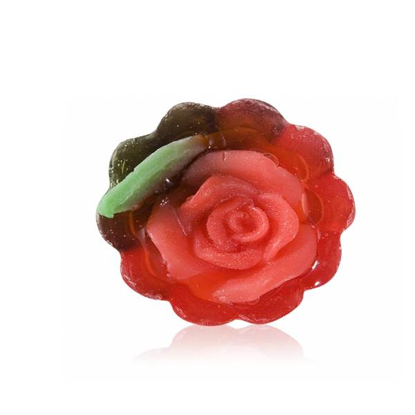 GLYCERINE SOAP ROSE FANTASY - 20G - RED