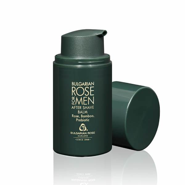 BULGARIAN ROSE FOR MEN AFTER SHAVE BALM x50 ML