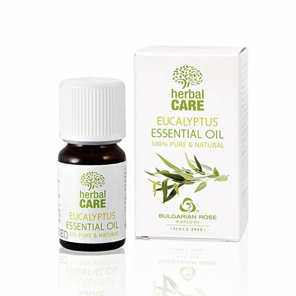 HERBAL CARE EUCALYPTUS OIL x10 ML