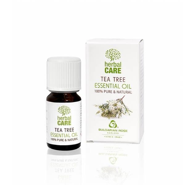 HERBAL CARE TEA TREE OIL x10 ML